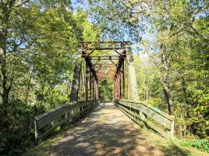 Bridge over the Little Miami River