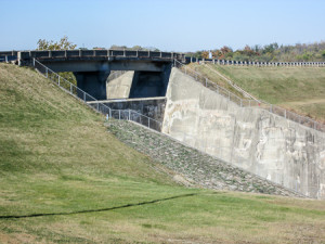Huffman Dam