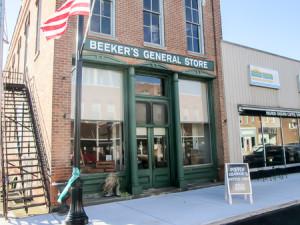 Beeker's General Store in Pemberville