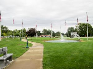 H. W. Busdiecker Park in Woodville