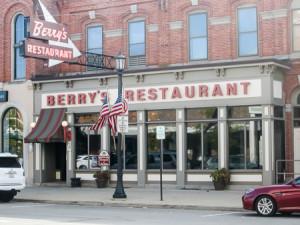 Historic Berry's Restaurant in Norwalk