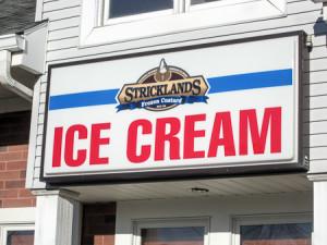 Is it ice cream or frozen custard?